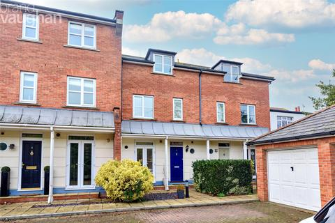 4 bedroom terraced house for sale - Highcroft Mews, Highcroft Villas, Brighton, East Sussex, BN1