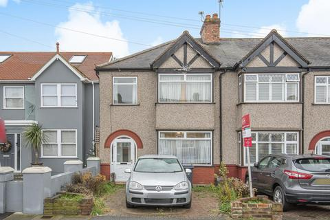 3 bedroom end of terrace house for sale - Seaforth Avenue, New Malden
