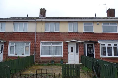 2 bedroom terraced house for sale - Tithe Barn Road, Hardwick, Stockton-on-Tees, Cleveland, TS19 8PS