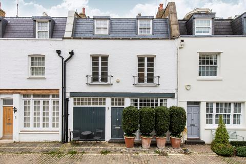 4 bedroom mews for sale - Hyde Park Gardens Mews, Hyde Park, London, W2