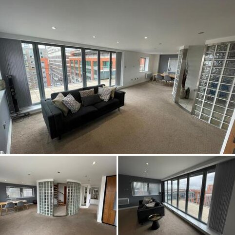 2 bedroom duplex to rent - Penthouse, Islington Gates, Fleet Street, B3 1JH