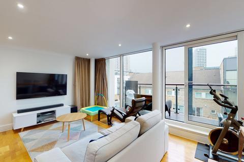 2 bedroom flat for sale - Boardwalk Place, London, E14