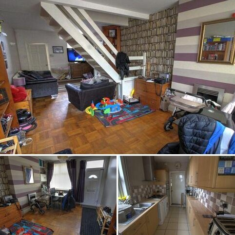 2 bedroom terraced house to rent - Beaumanor Road, Leicester LE4