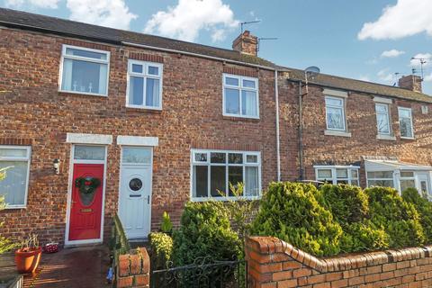 2 bedroom terraced house for sale - Park Road, Ashington, Northumberland, NE63 8DZ