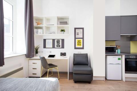 Studio to rent - Rushford Court