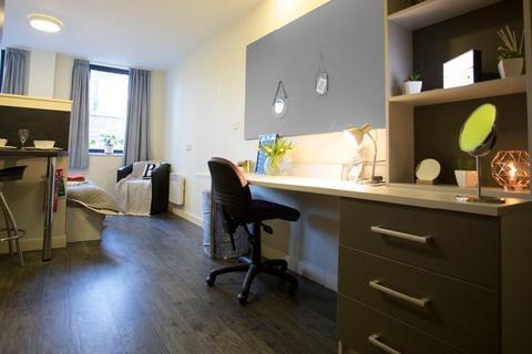 Studio to rent - 17 Beaverbank Place
