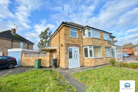 3 bedroom semi-detached house to rent - Repton Road, Wigston, LE18