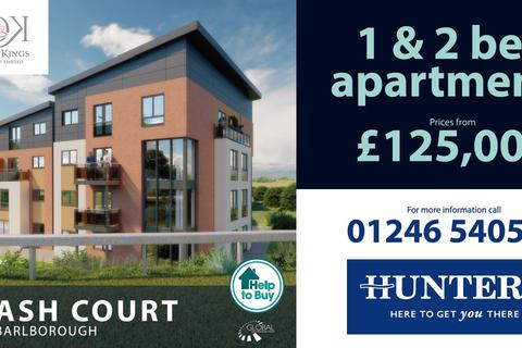 2 bedroom apartment for sale - Ash Court, Ash Close, Barlborough, Chesterfield