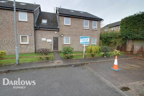 1 bedroom flat for sale - Redwood Close, Cardiff
