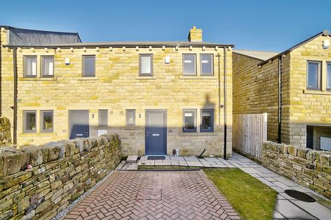 3 bedroom end of terrace house for sale - Moorland View, Meltham, Holmfirth