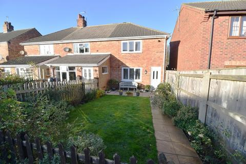 2 bedroom end of terrace house for sale - Eastfield Road, Louth LN11 7AS