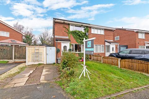 2 bedroom semi-detached house for sale - Livingstone Close, Old Hall, Warrington