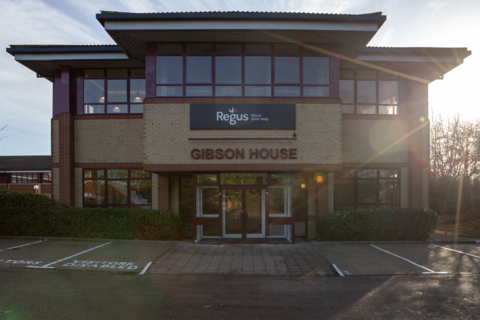Serviced office to rent - Gibson House, Ermine Business Park, Huntingdon, Cambridgeshire, PE29