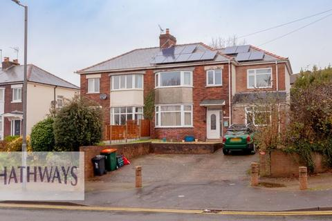 4 bedroom semi-detached house for sale - Lodge Road, Caerleon, Newport
