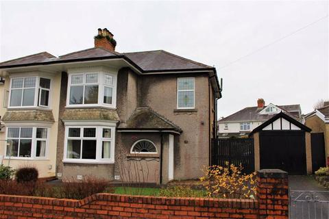 3 bedroom semi-detached house for sale - Moorside Road, West Cross