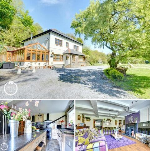 6 bedroom detached house for sale - The Woodlands, Stepaside, Narberth