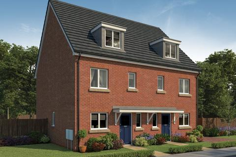 3 bedroom semi-detached house - The Daphne at Middlebeck, Bowbridge Lane, Newark, Nottinghamshire NG24