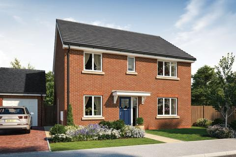 4 bedroom detached house for sale - The Aster at Middlebeck, Bowbridge Lane, Newark, Nottinghamshire NG24