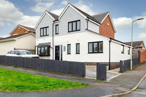 4 bedroom detached house for sale - Hardwicke Road, Narborough.