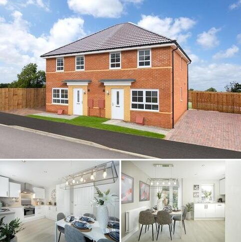 3 bedroom semi-detached house for sale - Plot 68, Maidstone at City Edge, Firfield Road, Newcastle Upon Tyne, NEWCASTLE UPON TYNE NE5
