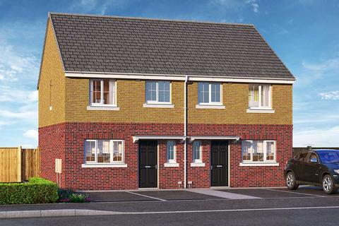 3 bedroom house for sale - Plot 56, The Canterbury at Elm Tree Park, Wakefield, Milton Road, Wakefield WF2