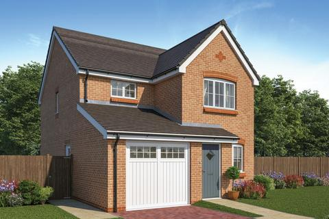 3 bedroom detached house for sale - The Begonia at Mill Fields, Mill Lane, Wingerworth, Derbyshire S42