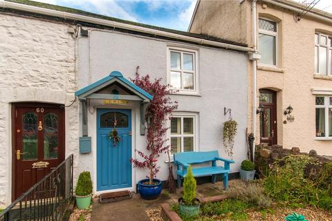 2 bedroom terraced house for sale - Heol Giedd, Cwmgiedd, Ystradgynlais, Swansea, SA9