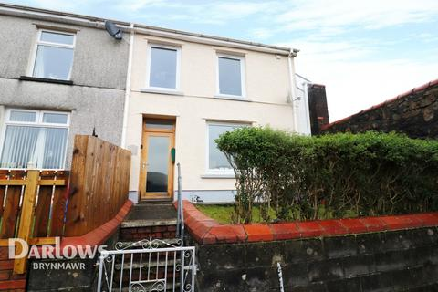 2 bedroom end of terrace house for sale - Hillview, Tredegar