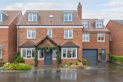 5 bedroom detached house for sale - Castle View, Seahouses, Northumberland, NE68