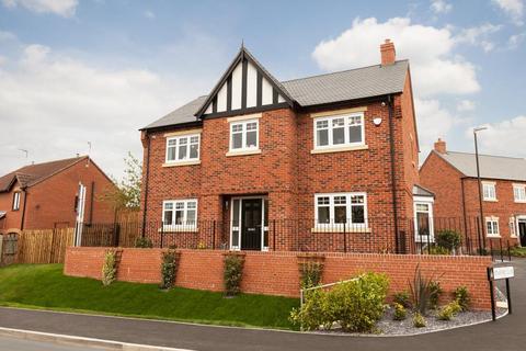 5 bedroom detached house for sale - Plot 185, Charlesworth at Hackwood Park Phase 2a, Radbourne Lane DE3