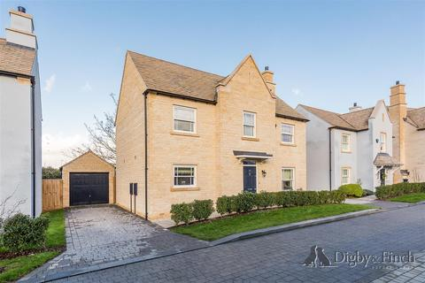 4 bedroom detached house - Hereward Place, Stamford
