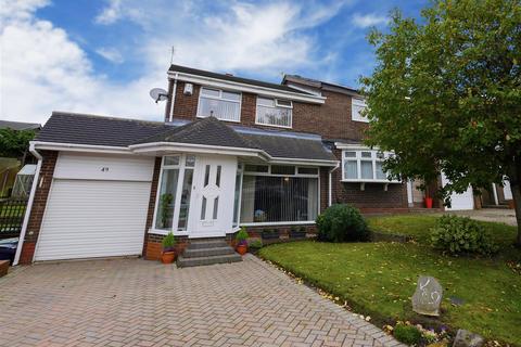 3 bedroom semi-detached house - Trevarren Drive, Leechmere, Sunderland