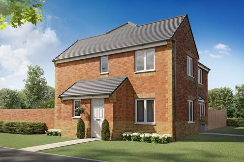 2 bedroom semi-detached house - Plot 015, Mayfield at Springfield Meadows, Woodhouse Lane, Bolsover, Chesterfield S44