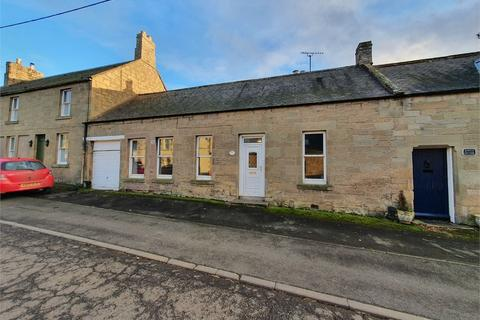 2 bedroom terraced bungalow for sale - 24 Main Street, Swinton, DUNS, Scottish Borders