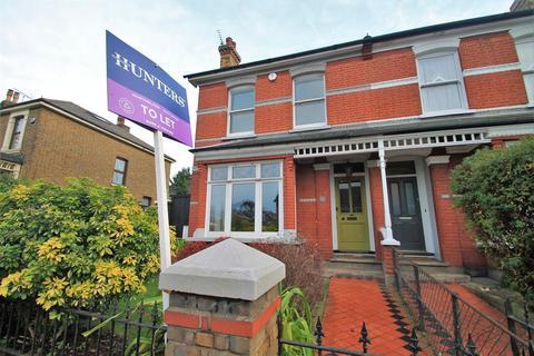 4 bedroom semi-detached house to rent - Wrotham Road, Gravesend, DA11 0QH