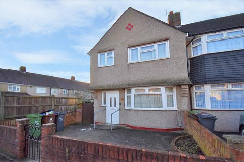 3 bedroom end of terrace house to rent - Glencoe Drive Essex RM10