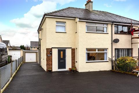 3 bedroom semi-detached house for sale - Bryn Eithinog, Bangor, Gwynedd, LL57