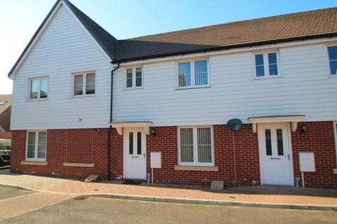 3 bedroom terraced house to rent - Wagtail Place, Maidstone, Kent, ME15 6FH
