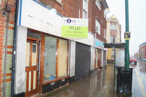 Retail property (high street) to rent - Alfreton , Nottingham NG7