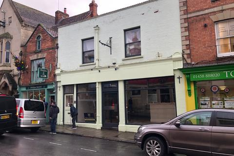 Cafe to rent - High Street, Glastonbury BA6
