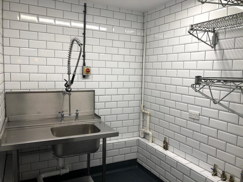 Pot Wash Room