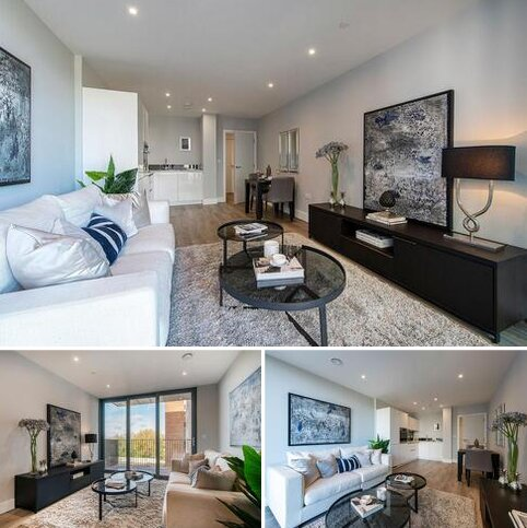 1 bedroom apartment for sale - Plot A10, Core A - 1 Bedroom Apartment at Staines Upon Thames, High Street, Staines Upon Thames TW18