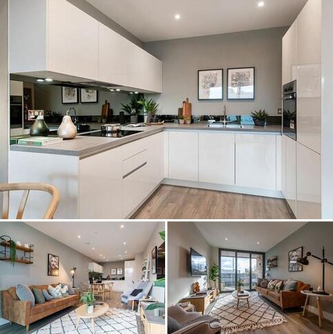 2 bedroom apartment for sale - Plot C5, Core C - 2 Bedroom Apartment at Staines Upon Thames, High Street, Staines Upon Thames TW18