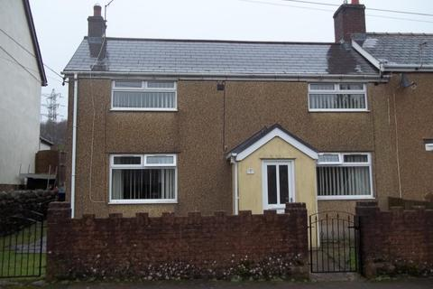 3 bedroom semi-detached house for sale - 1 Nant-y-Croft, Rassau, EBBW VALE, Gwent
