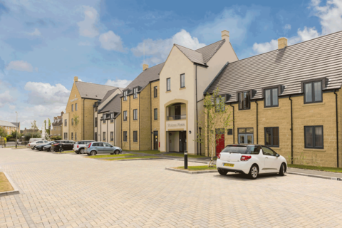 2 bedroom retirement property for sale - Plot Property03 at Watson Place, Trinity Road OX7