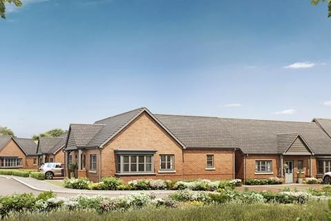 3 bedroom retirement property for sale - Plot 02StaitheGardens at Staithe Gardens, Upper Staithe Road NR12
