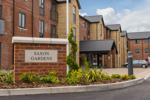 1 bedroom retirement property for sale - Plot Property18 at Saxon Gardens, Penn Street LE15