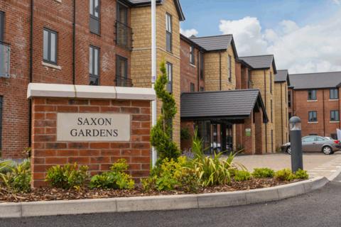 1 bedroom retirement property for sale - Property18, at Saxon Gardens Penn Street LE15