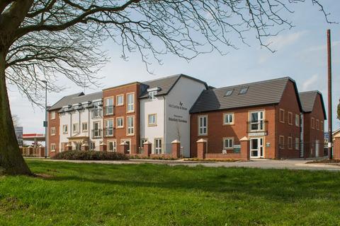 2 bedroom retirement property for sale - Plot Property39 at Brindley Gardens, Duck Lane WV8