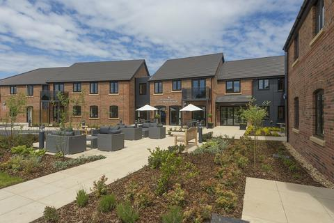 2 bedroom retirement property for sale - Plot Property18 at Lyme Wood Grange, Mckelvey Way CW3